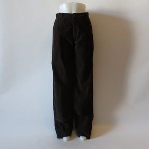 NWT C.P. COMPANY CRUSHED VELVET PANTS 50 US/34 *